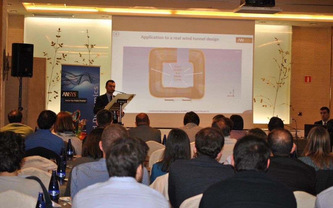 KeelWit Technology ponente en la conferencia anual ANSYS CONVERGENCE 27/10/2015