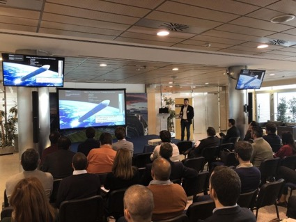 "KeelWit attends the ""Innovation Day"" organized by ANSYS Spain"